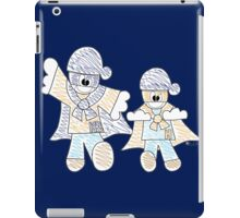Ready For Action! iPad Case/Skin