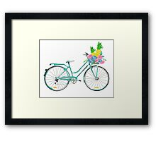 Bicycle Rides Framed Print
