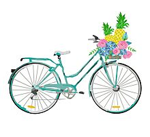 Bicycle Rides Photographic Print