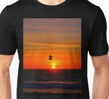 Bird Photobomb Unisex T-Shirt