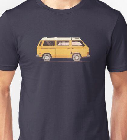 VW Westy Campervan Unisex T-Shirt