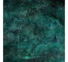 blue abyss /Agat/ Photographic Print