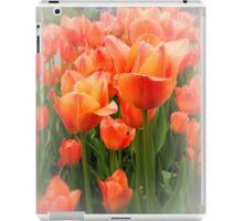 High Key Tulips iPad Case/Skin