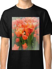 High Key Tulips Classic T-Shirt
