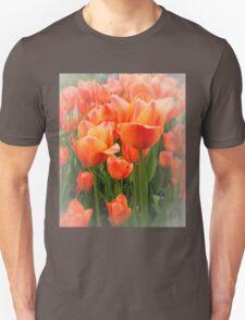 High Key Tulips Unisex T-Shirt