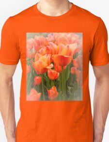 High Key Tulips Unisex T-Shirt