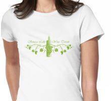 Seneca Lake Wine Terroir Womens Fitted T-Shirt