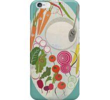 Winter Salad iPhone Case/Skin