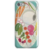 Winter Salad iPhone Case/Skin