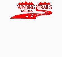 Winding Trails Media Red Logo Unisex T-Shirt