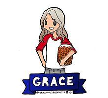 Grace Helbig by Drawingsbymaci