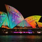 Vivid Light Festival Sydney 2014 kicks off by Michael Matthews