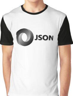 JSON JavaScript Object Notation Graphic T-Shirt