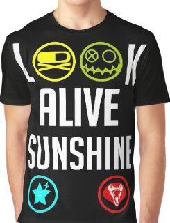 Killjoys make some noise (white) Graphic T-Shirt