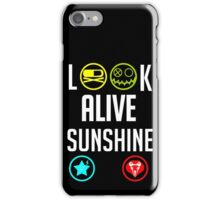 Killjoys make some noise (white) iPhone Case/Skin
