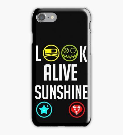 Killjoys make some noise (white) iPhone Case/Skin