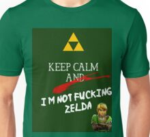 NOT ZELDA Unisex T-Shirt