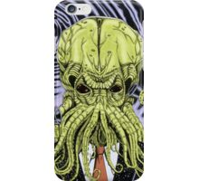 The Collect Call of Cthulhu iPhone Case/Skin