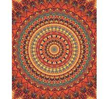 Mandala 087 Photographic Print