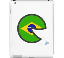 Brazil Smile iPad Case/Skin