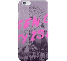 Queen of coney island iPhone Case/Skin