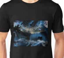 The Blue Mists Of Time Unisex T-Shirt