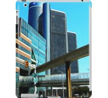 Renaissance Center  iPad Case/Skin