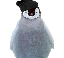 Penguin Beanie by BurgerMeister