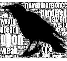 That Raven Photographic Print