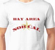 Bay Area Nor Cal Unisex T-Shirt