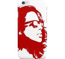 Red Sun iPhone Case/Skin