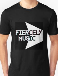 Fiercely Music Logo Unisex T-Shirt