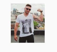 Julian Edelman wearing Rob Gronkowski by mvettese