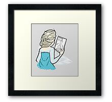 How to Build a Snowman (Frozen) Framed Print