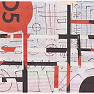 Asemic Suprematist by mickpro