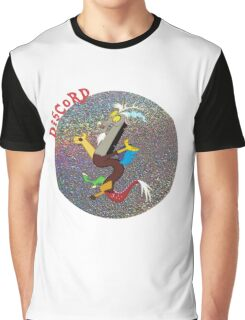 DiscordGlitter Graphic T-Shirt