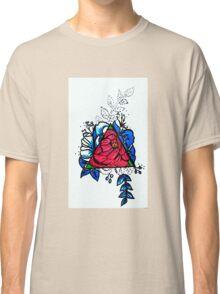 Flashy Roses Classic T-Shirt