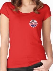 Bubba Gump Shrimp co. Women's Fitted Scoop T-Shirt
