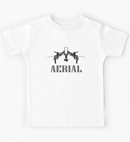 Aerial DJI INSPIRE 1 Kids Tee
