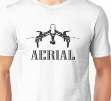 Aerial DJI INSPIRE 1 Unisex T-Shirt