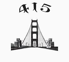 The Golden Gate Bridge Unisex T-Shirt