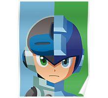 Mega Man - Mighty No 9 Poster! Poster