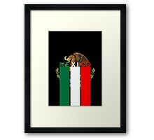 World Cup: Mexico Framed Print