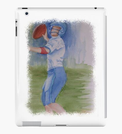 TOUCHDOWN PASS! iPad Case/Skin