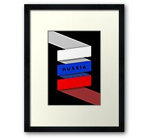 World Cup: Russia Framed Print