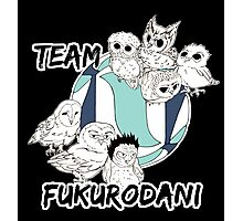 Team Fukurodani Photographic Print