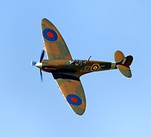 Supermarine Spitfire Mk.1a - AR213 by Andrew Harker