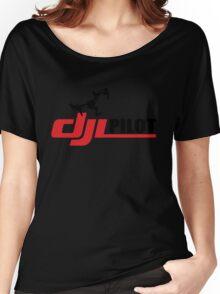 DJI PILOT  Women's Relaxed Fit T-Shirt