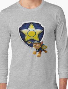 Chase's Badge Long Sleeve T-Shirt