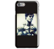 Mr Olympia Franco Colombu iPhone Case/Skin